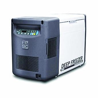 "Twinbird SC-DF25 Digital FPSE Portable Freezer, 12VDC, 25L Capacity, 27-3/32"" Width x 18-19/64"" Height x 13-19/32"" Depth, -40 to 10 Degrees C"