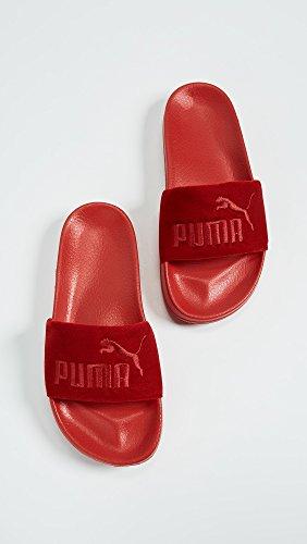 Puma Damen Leadcat Vel Schuhe Barbados Cherry