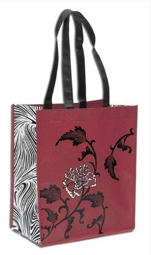 Karen Foster Design Reusable Tote Bags Modern Safari