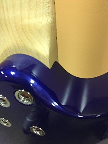 Ibanez 6 String Solid-Body Electric Guitar, Right, Jewel Blue (GRGM21MJB)