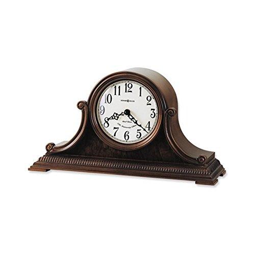 Jewelry Adviser Gifts Albright Cherry Finish Quartz Mantel Clock