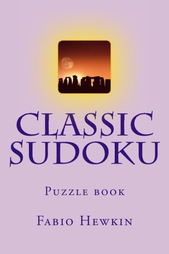 Classic Sudoku Puzzle - 100 Medium Sudoku Puzzles with Answers - Compact 6