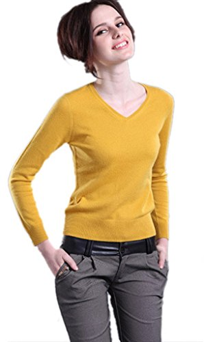 GetUBack Womens Cashmere Pullover Sweater product image