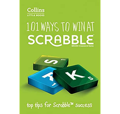 101 Ways to Win at SCRABBLE®: Top tips for SCRABBLE® success Collins Little Books: Amazon.es: Grossman, Barry, Collins Puzzles: Libros en idiomas extranjeros