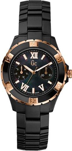 RELOJ GC SPORT CLASS XL-S GLAM C.NEG relojes mujer X69004L2S: Gc: Amazon.es: Relojes