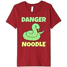 Danger Noodle Snake Graphic T-shirt