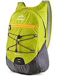 Losun Backpack Outdoor Lightweight Packable Durable Backpack with Water Resistant