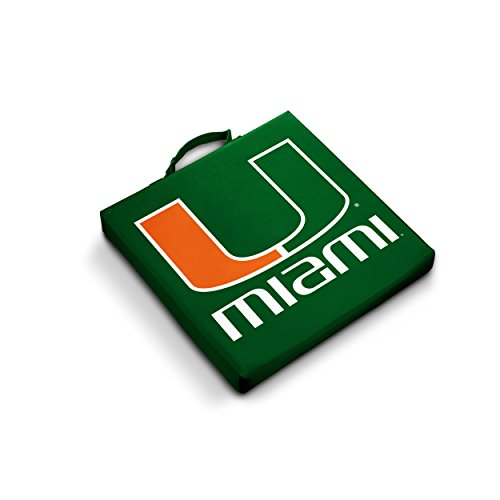 Logo Brands NCAA Miami Hurricanes Bleacher (Halloween Store Miami)