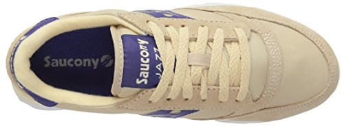 Trainer Original Saucony Elfenbein Cross Jazz Damen q1wwHSp