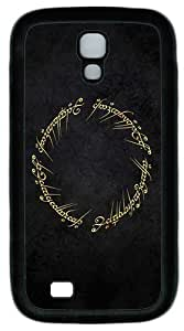 Creative IMARTCASE Samsung Galaxy S4 Case, Rings Of Lord Durable Case Cover for Samsung Galaxy S4 I9500 TPU Black