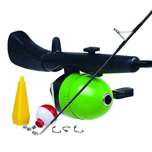 Gone Fishing Kids Spincast Combo and Tackle Set