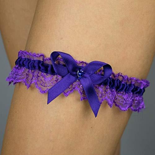 Bachelorette Leg Garter Party Supply Girls Night Out   6-5C