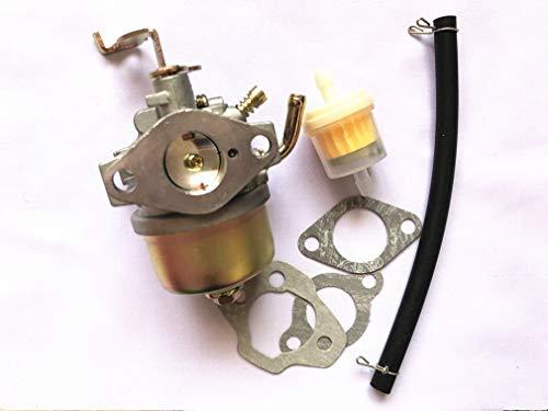 Amyli Carburetor for Wisconsin Subaru Robin EY20 EY15 DET180 WI-185 Generator Carb 227-62450-10, 228-62451-10, 228-62450-10 (Wisconsin Ey20 Carburetor)