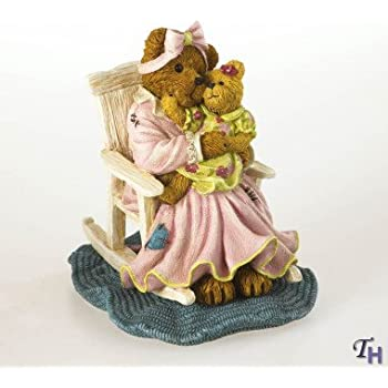 Boyds Bears Grammy Mcpetal with Blossom