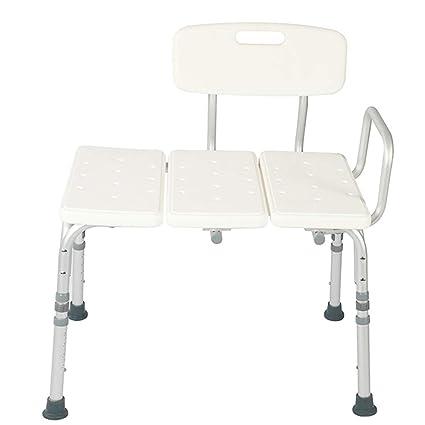 Amazon com: G-LYDYSYLX Multifunctional Bath Chair Bathroom