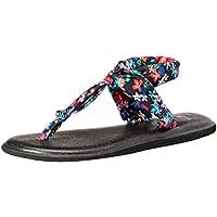 Sanuk Womens Yoga Sling Ella Print Sandals