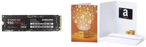 Amazon.com: Samsung 950 Pro 256 GB PCIe nvme – M.2 SSD ...