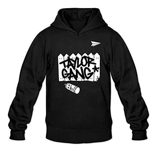 Kittyer Men's Taylor Gang Long Sleeve Sweatshirts Hoodie
