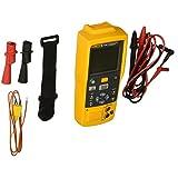 Fluke 714B Thermocouple Calibrator, Yellow/Brown/Black/Red