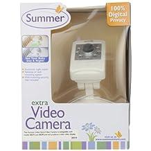 Summer Infant Extra Camera for Summer Infant Sleek and Secure Digital Video Monitor, 1-Pack