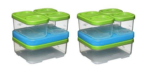 rubbermaid-lunchblox-sandwich-kit-2-pack-green