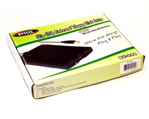 BYTECC BT-144 Slim Black