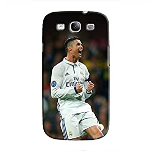 Cover It Up - Cristiano Goal Galaxy S3 Hard Case