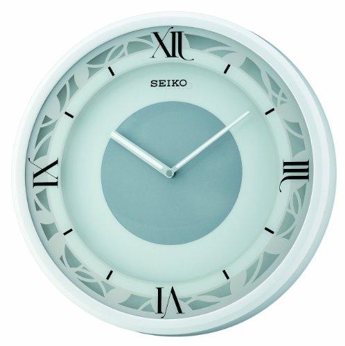 Seiko QXS003WRH Emotional Wall Clock