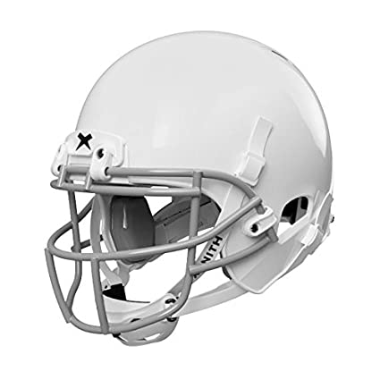 c1d20dd9934bd Amazon.com   Xenith Youth X2E+ Football Helmet with Mask Small White ...