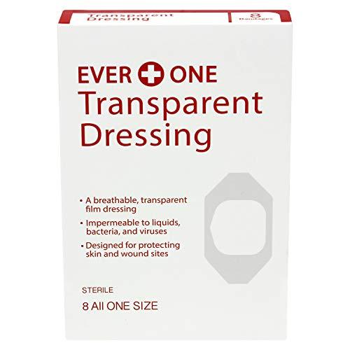 EverOne Transparent Dressing, 2 3/8x2 3/4 Inch ()