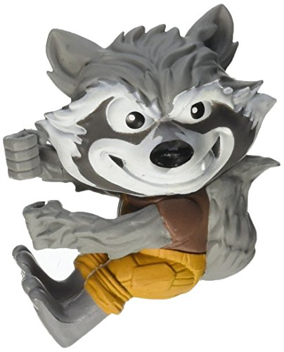 "NECA Scalers - 2"" Characters - Guardians of The Galaxy A ""Rocket Raccoon"" Action Figure"