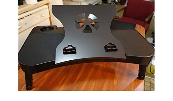 Amazon.com : Mainstays Ez Fold Laptop Table : Home And Garden Products : Sports & Outdoors