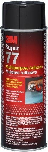 3M Super 77 Classic Spray Adhesive Original Formula 62443749502