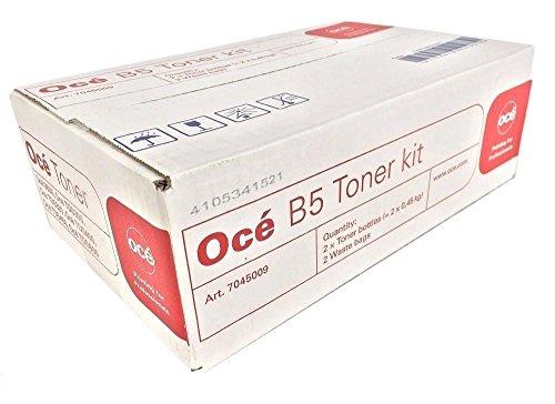 Oce USA Genuine OEM brand name OCE B5 Toner 25001843 (2 B...