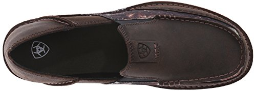 Ariat Men's Cruiser Slip-on Shoe Palm Brown/Camo exclusive for sale discount cheapest price nhes6R