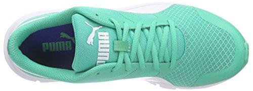 Mint Flexracer Unisex Grün Verde 07 Leaf Zapatillas Adulto white Puma TdwvYqY