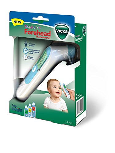 Vicks Forehead Thermometer with Fever InSight VFH100 by Vicks (Image #2)