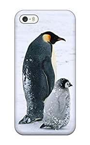 Rosemary M. Carollo's Shop Best Iphone 5/5s Case Slim [ultra Fit] Arctic Penguins Life Protective Case Cover 3454792K22127142