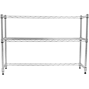 Amazon.com: Internet's Best Adjustable Shelf Desktop ...