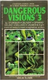 Dangerous Visions 3 af Harlan Ellison