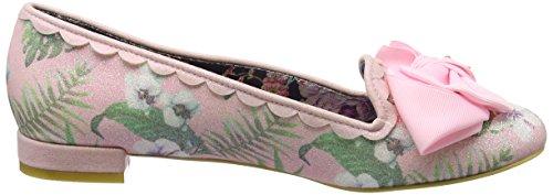 Irregular Choice Sulu - Tacones Mujer Rosa (Pink)