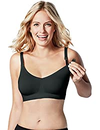 Women's Body Silk Seamless Nursing Bra and Maternity Bra,...