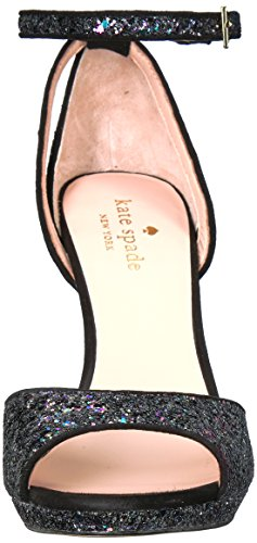 York New Spade Kate Heeled Women's Midnight Sandal Franklin wHEqqa