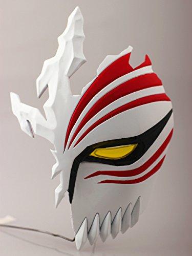 how to draw ichigo full hollow mask