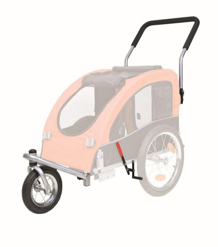 Trixie 12815 Jogger-Umbausatz f. Fahrradanhänger # 12814