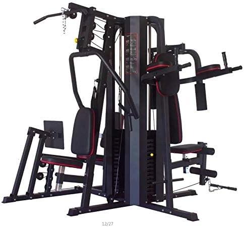 Multiestaci/ón Musculaci/ón 5 Estaciones JM Fitness