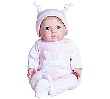 7de59c0e5bbf Chad Valley Girl Tiny Treasures Doll With a Realistic Smell With Pink Outfit  & Hat
