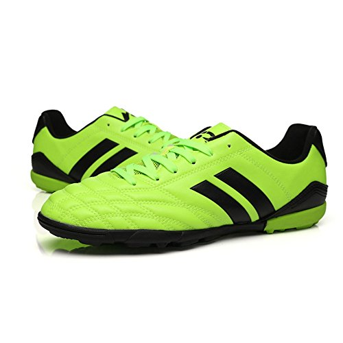 01cd66043 YING LAN Men's Boys Turf Cleats Soccer Athletic Football Outdoor/Indoor  Sports Shoes TF