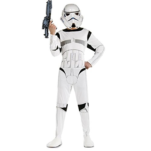 Rubie's Costume Star Wars Stormtrooper, White, One Size Costume