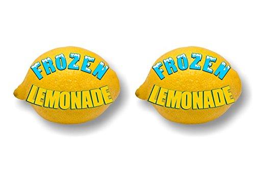 2 Frozen Lemonade on a Lemon 5
